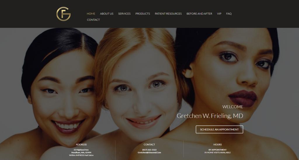 botox doctor web designers